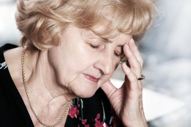 Бессонница у пожилых людей