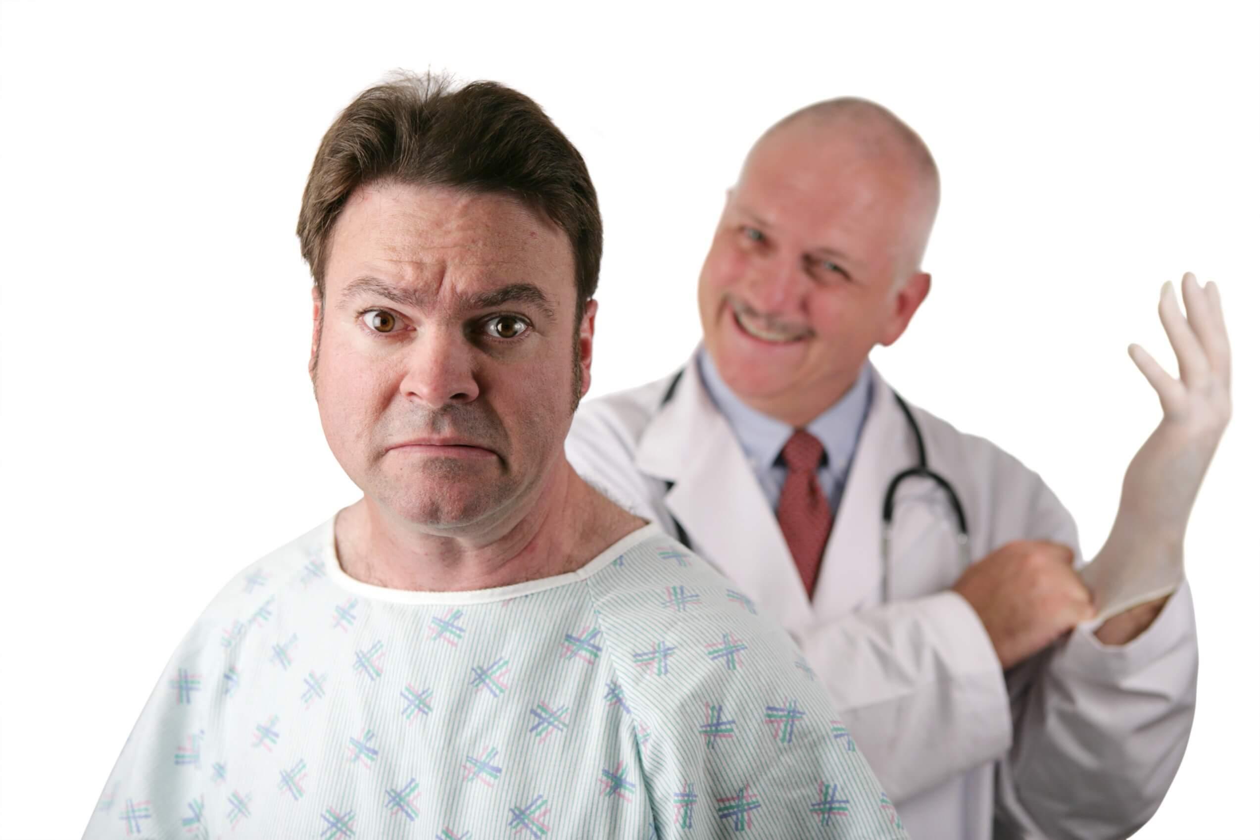 Диагностика урологических заболеваний