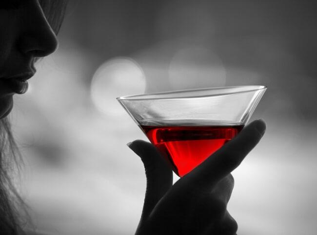 Алкогольная зависимость женщин