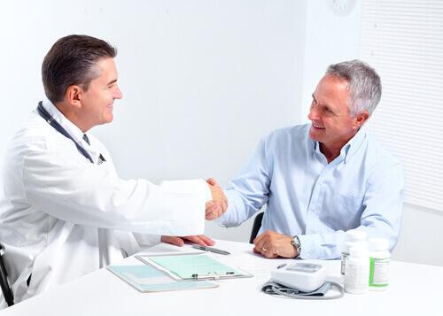 Дизурические нарушения при гиперплазии простаты