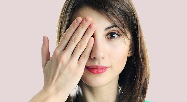 Причины возникновения ячменя на глазу